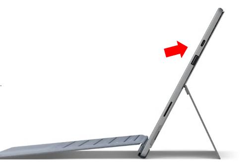 Surfacepro7 USB Type-C
