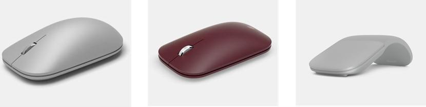 Microsoft Surface純正マウス
