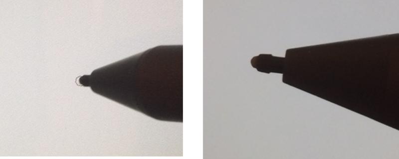 Surfaceペン先HB形状