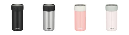 サーモスの保冷缶ホルダー500ml缶用カラーバリエーション