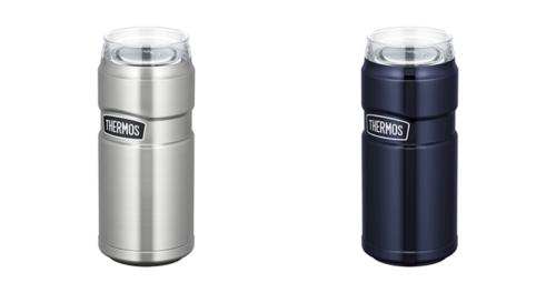 サーモスの保冷缶ホルダー500ml缶用2Wayタイプ