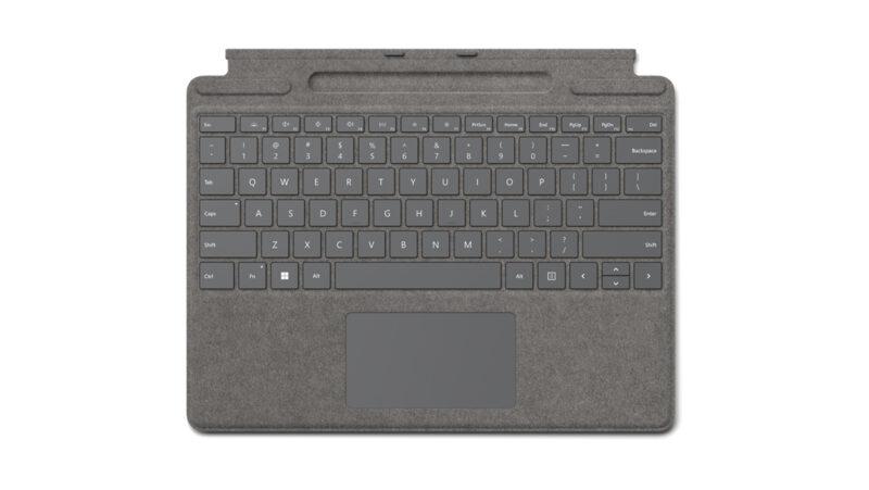 Surface Pro Signature キーボード外観