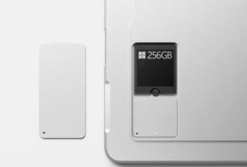 SurfacePro8換装可能になったSSD